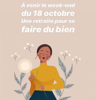 Inscriptions ouvertes pour la retraite bien-être à Oléron: le 18/19/20 octobre 2019
