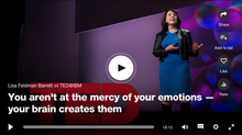 Votre cerveau fabrique vos émotions