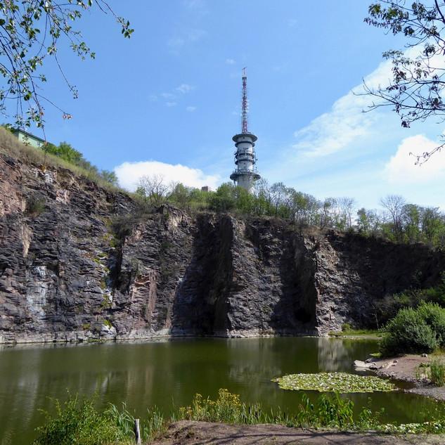 Goethebruch am Petersberg