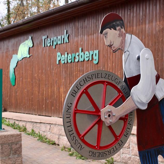 Tierpark Petersberg