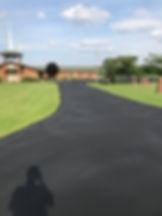 long driveway church-star road.JPG