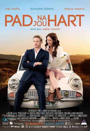 """Pad Na Jou Hart """"Road To Your Heart"""" 