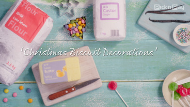 Pick 'n Pay | Christmas Biscuit Decorations