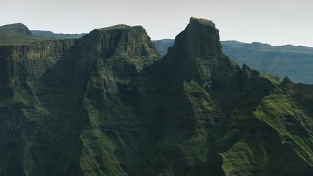 Drakensberg Barrier of Spears