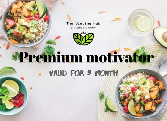 Premium-motivator meal Plan