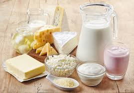 Reduce dairy products for weight loss