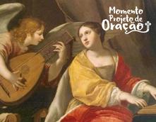 Santa Cecília e a música como instrumento de evangelização