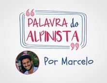 Palavra do Alpinista - Marcelo