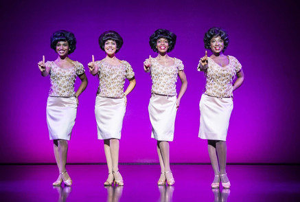 The Marvelettes. Motown, The Musical. West End.