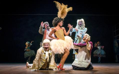 Camilla. Scaramouche al Teatre Victoria (Barcelona)