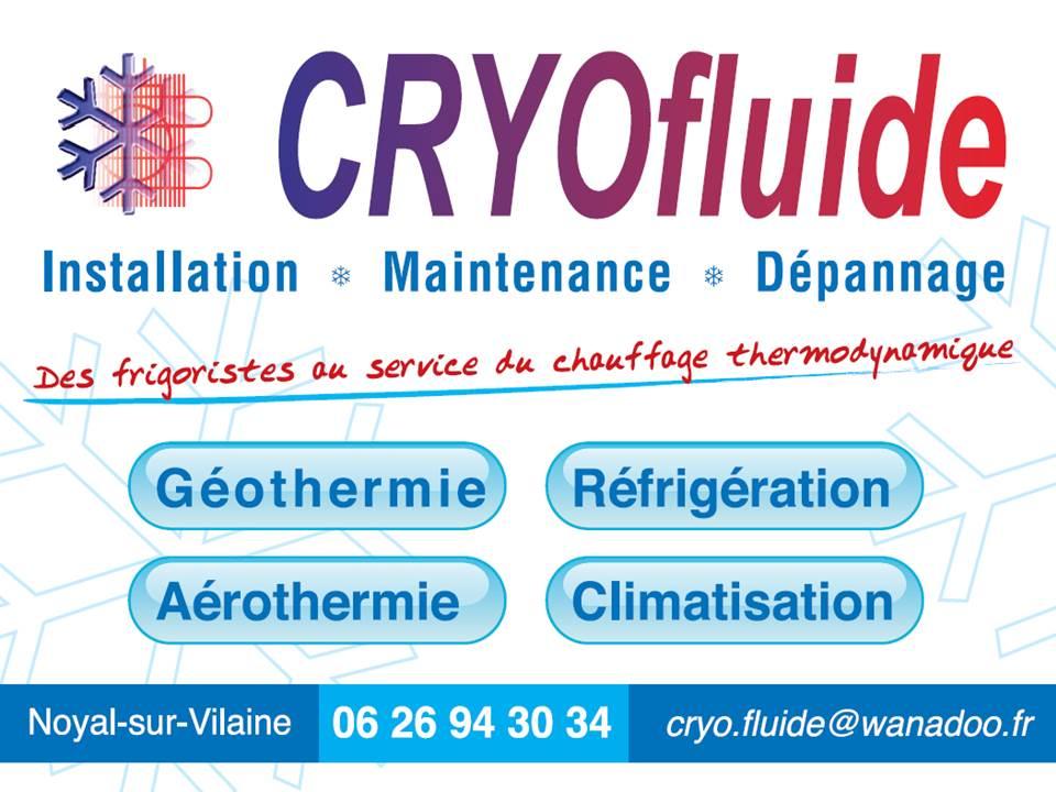 Cryofluide