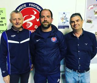 C'est signé, l'arrivée d'un nouveau coach au NBFC !