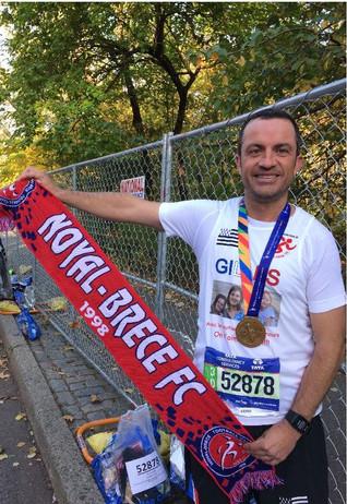 Le marathon de New-York vu de l'intérieur
