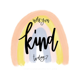 Kindness Mantra + FREE Wallpaper