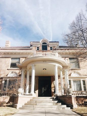 Historic Cheesman Park Tour -Denver CO-