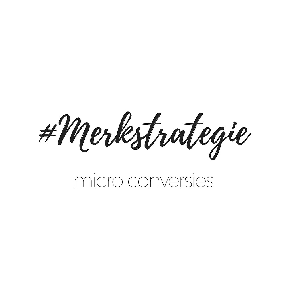 wat zijn micro conversies | bloesem marketing