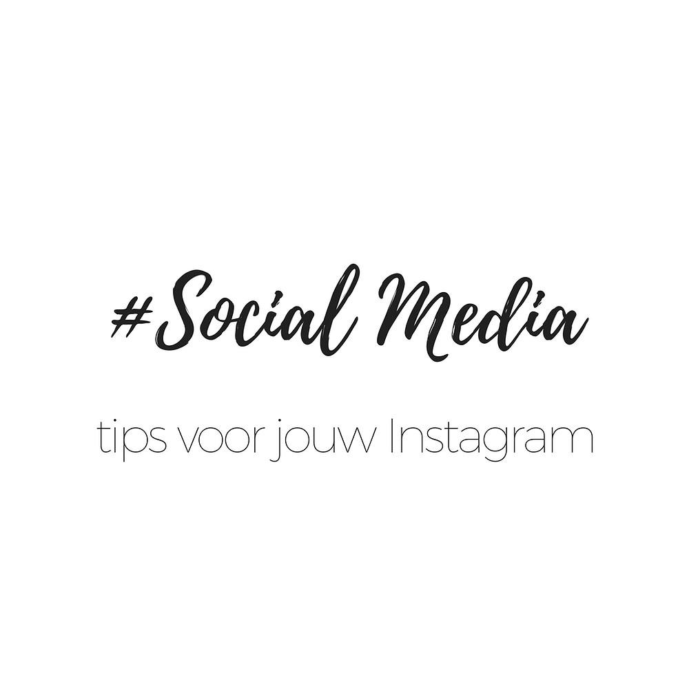 3 tips voor jouw bedrijf op Instagram | bloesem marketing