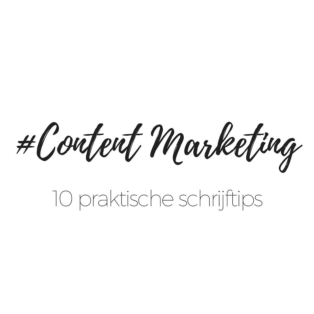 bloesem marketing 10 praktische schrijftips