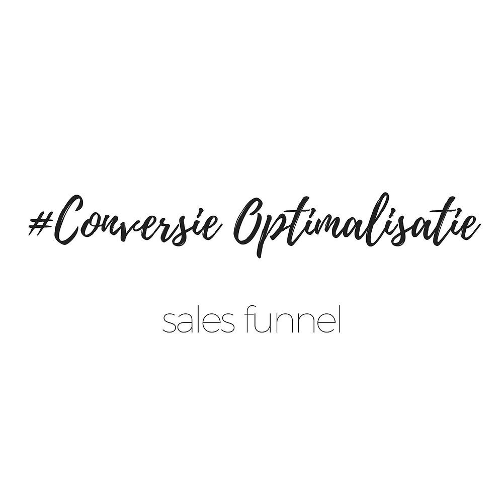 belang salesfunnel voor een webshop | bloesem marketing