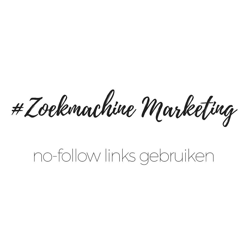 wanneer no-follow links gebruiken | bloesem marketing