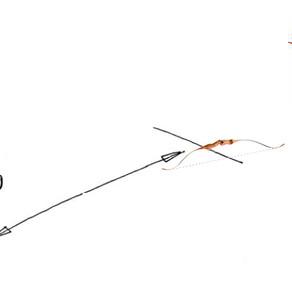 Course d'Estafette avec un Arc