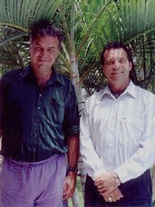 Carl & Ian in Cancun