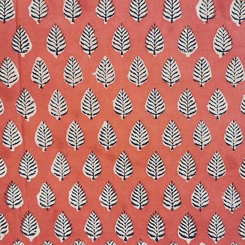Block Printed Fabrics - Natural Dyes