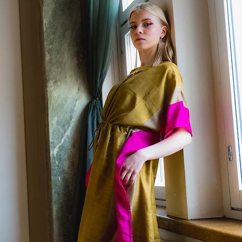 SYOM Ansuiya Kaftan Dress 025