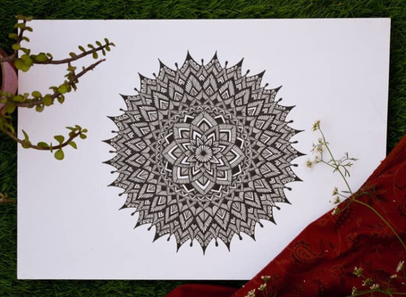 Mandala for Meditation