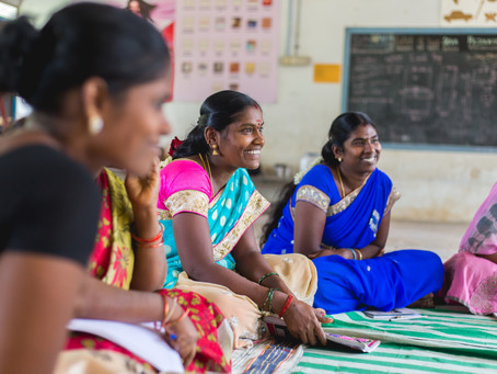 Empowering artisans from 6000 kilometers away