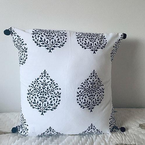 RAAHAT Big Motif Cushion Cover