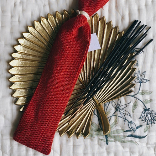 RAAHAT Incense Sticks - Rose