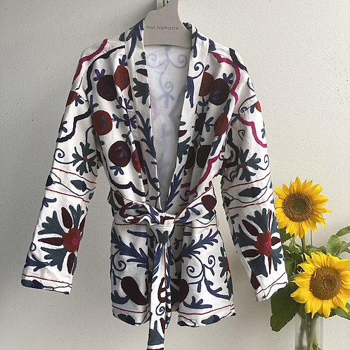 Suzano Jacket   Autumn Dew