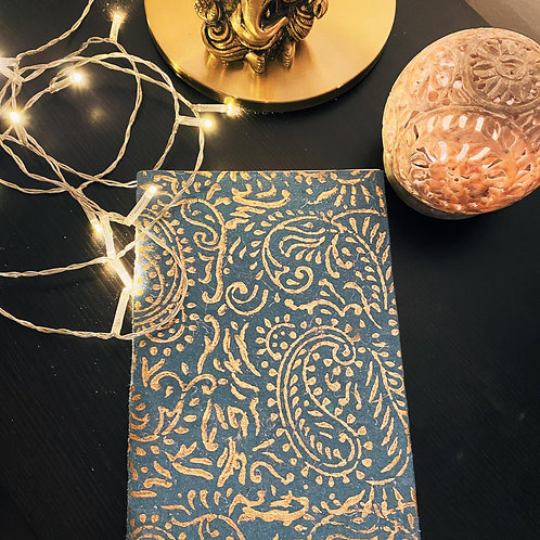 Blue 100% Eco-Friendly Notebook