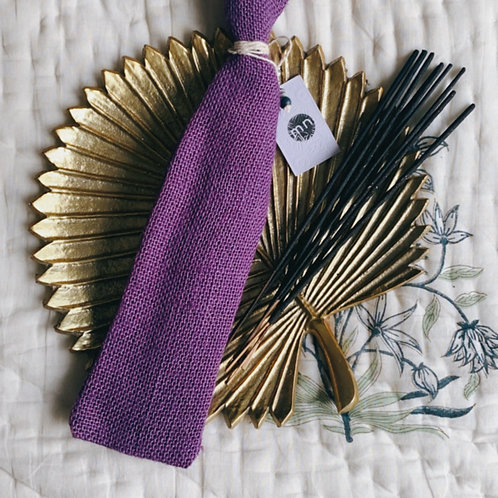 RAAHAT Incense Sticks - Lavender