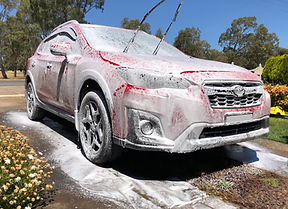 foam cannon mobile car detailing adelaide