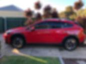 mobile car detailing bubble and squeak mini detail