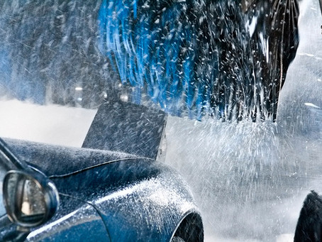 Dangers Of An Automatic Car Wash