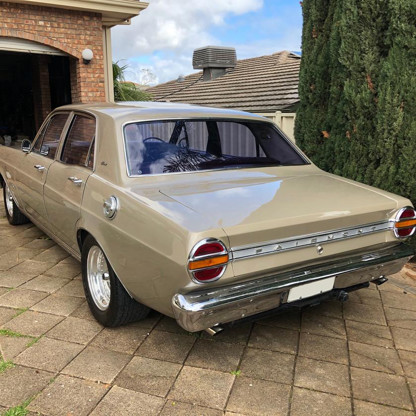 1970 Ford Fairmont XY