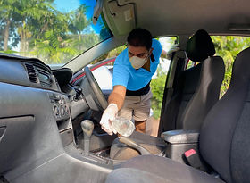 Vehicle Mould Removal Professional Service