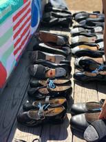 みんなを笑顔にする魔法の靴