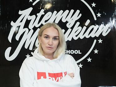 Елена Антипова обучение танцам