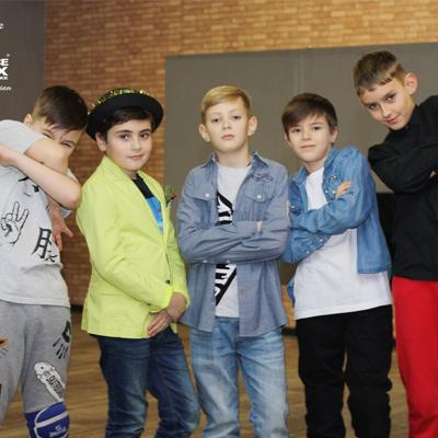 танцы для мальчика