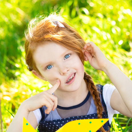 Kindershooting / Kinderfotografie