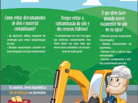 PEA debate boas práticas para evitar a contaminação do solo com trabalhadores