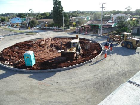 Obras em viadutos da Travessia Urbana de Santa Maria entram na fase final