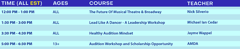 Youth Dancer - Actual Schedule.png