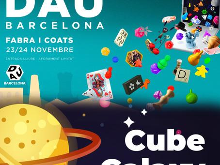 Cube Galaxy proto finalista en DAU!