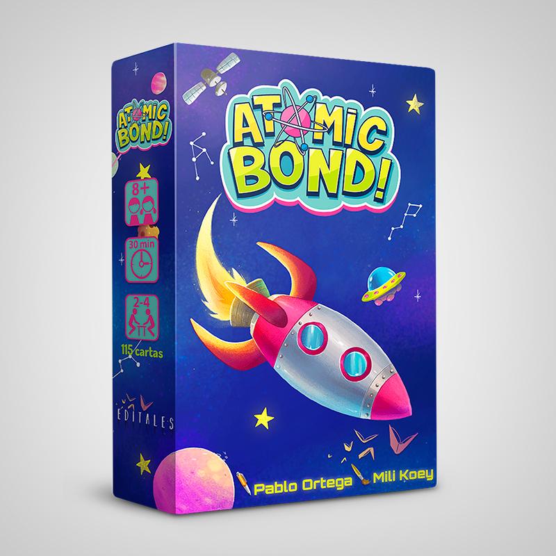 Caja Atomic Bond