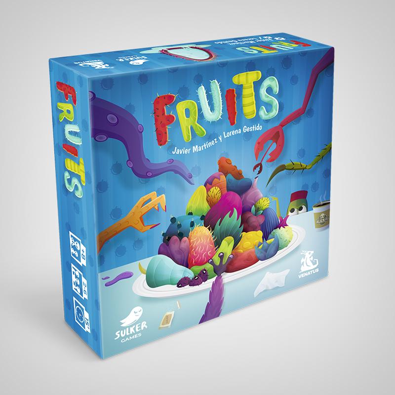 Caja Fruits